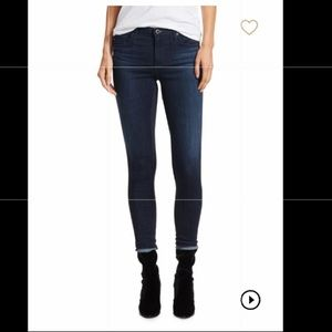AG The Abbey Mid-Rise Skinny Jeans Sz 26R